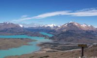 Belgrano Lake, Nansen Lake, Perito Moreno National Park, Sta. Cruz